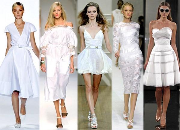 Модные платья, юбки, блузы, брюки весна 2015Что модно весной 2015. .